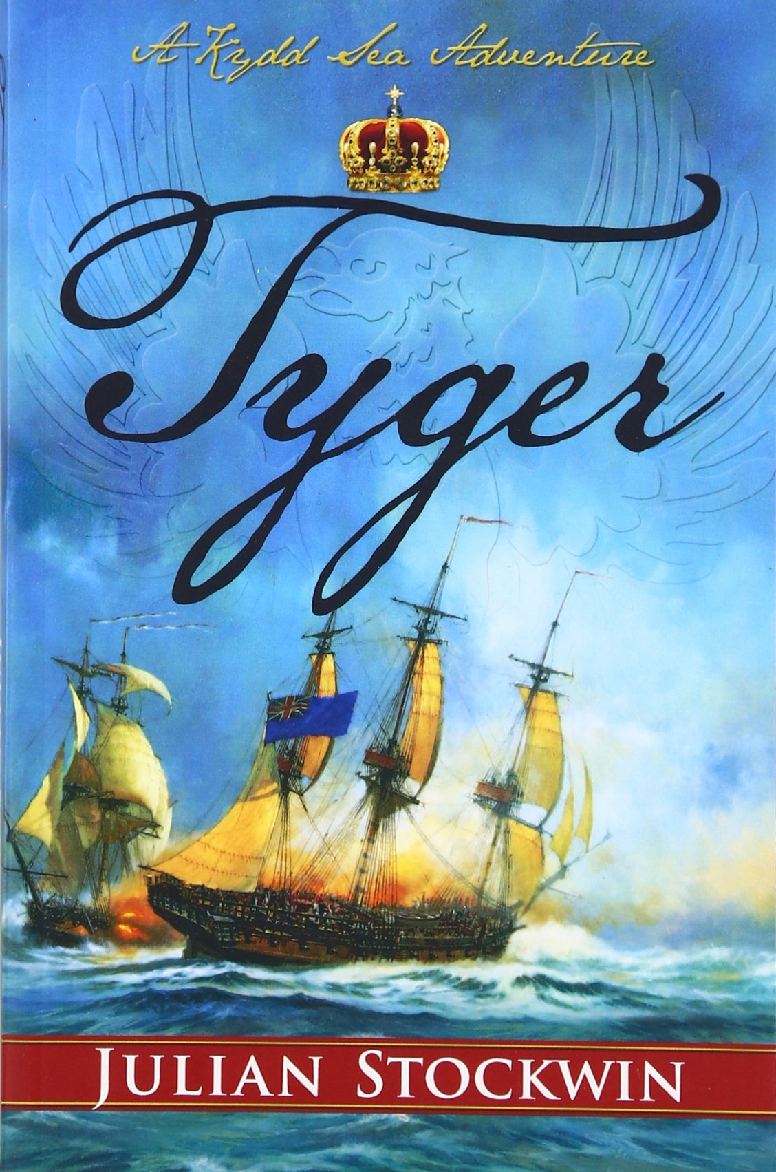 Tyger Kydd Adventure Book Adventures product image