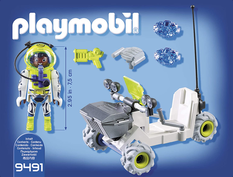 Best Price Playmobil 9491 Space Mars Rover PLAYMOBIL®