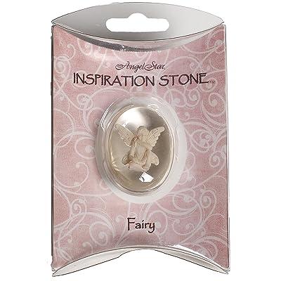 AngelStar 1-1/2-Inch Angel Worry Stone, Fairy: Home & Kitchen