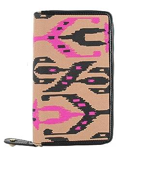 Filofax Compact Temperley Ikat - Agenda archivador, color rosa: Amazon.es: Oficina y papelería