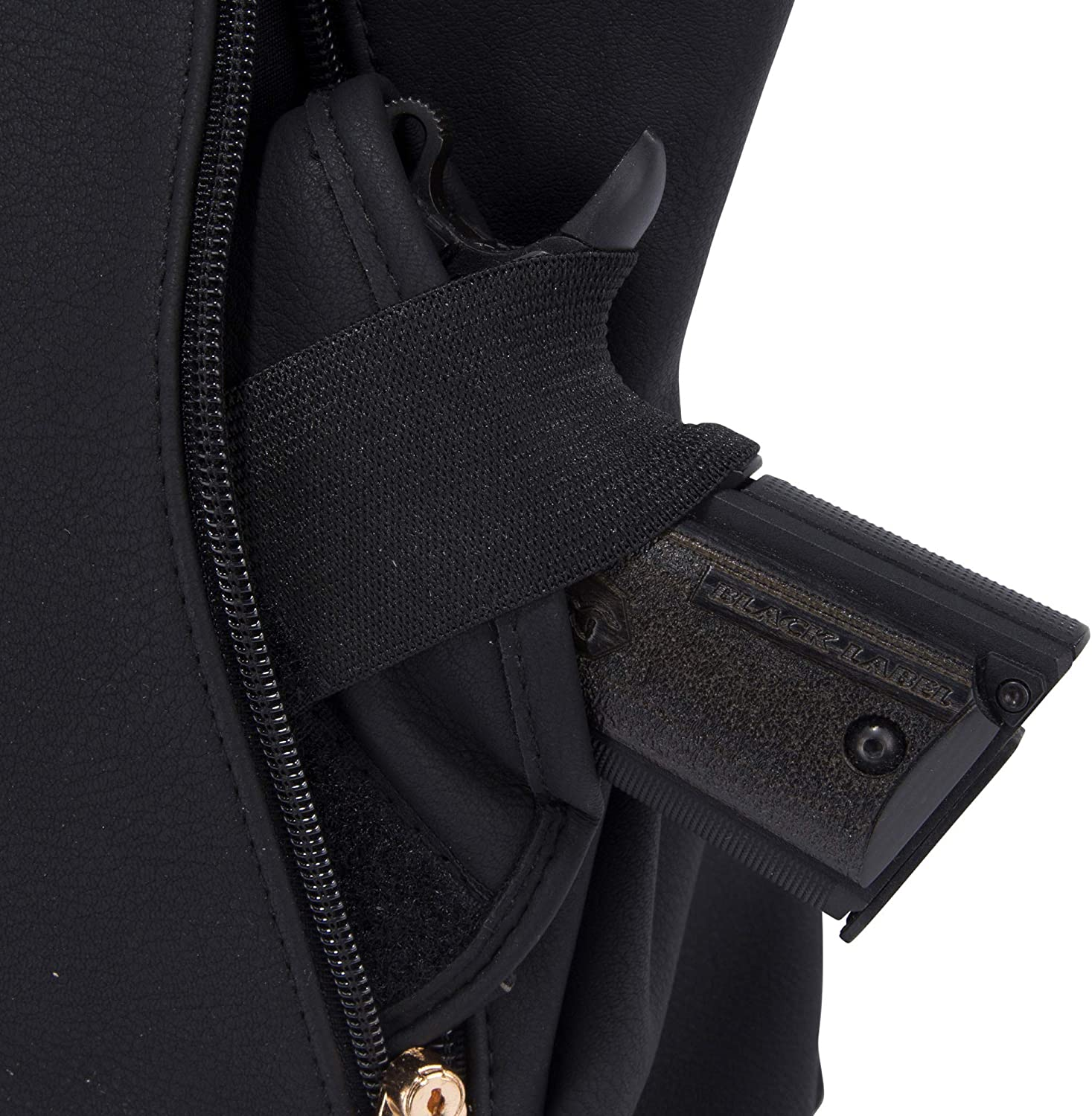 SPG Outdoors Browning Alessandria Concealed Carry Borsetta Black