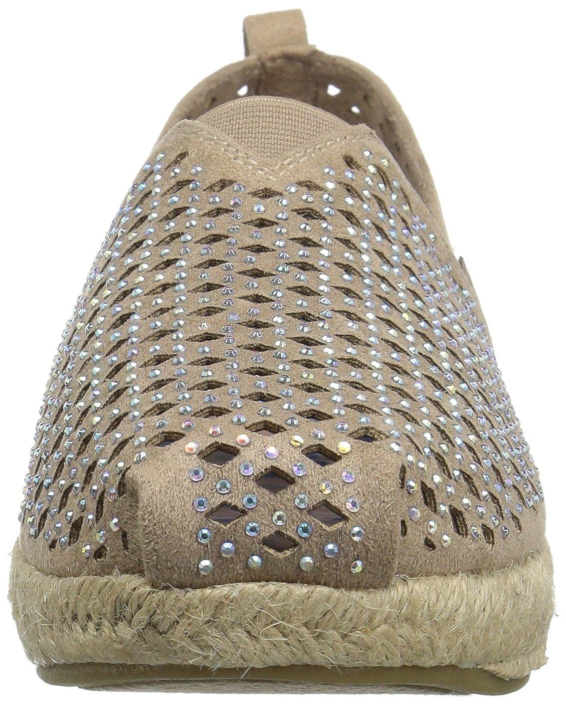 Skechers Damen Highlights-Amaze Schuh Taupe Gem