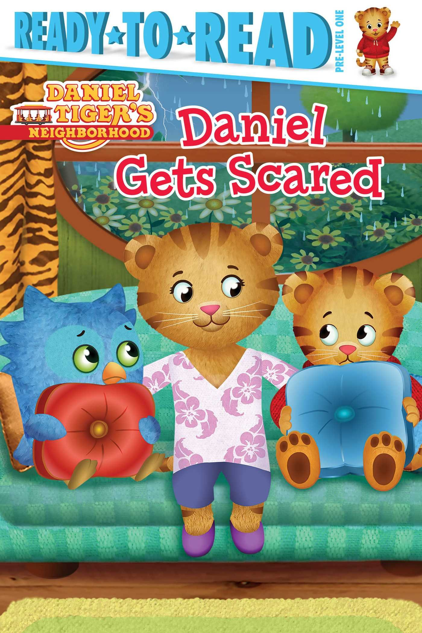 Read Online Daniel Gets Scared (Daniel Tiger's Neighborhood) pdf epub