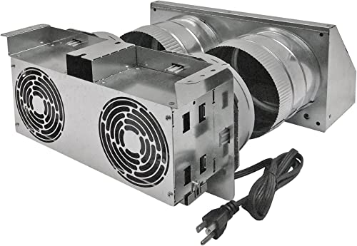 Tjernlund X2R Remote Mount Xchanger Reversible Basement Fan