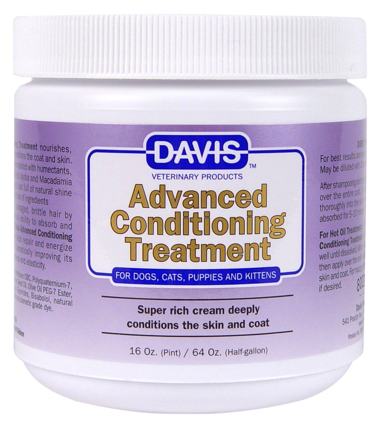 Davis Advanced Conditioning Treatment for Pets, 16 oz