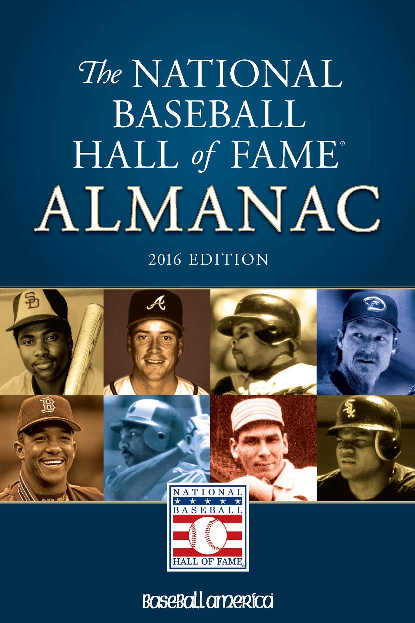 2016 National Baseball Hall Almanac product image