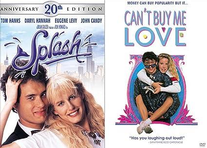 Amazoncom Romantic Comedy Bundle Splash Tom Hanks Cant Buy