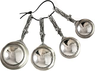 product image for Crosby & Taylor Dragonfly Pewter Measuring Cup Set without Display