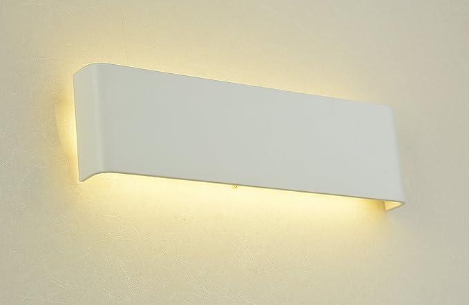 Lampada da parete applique da parete led corridoio lampada effetto