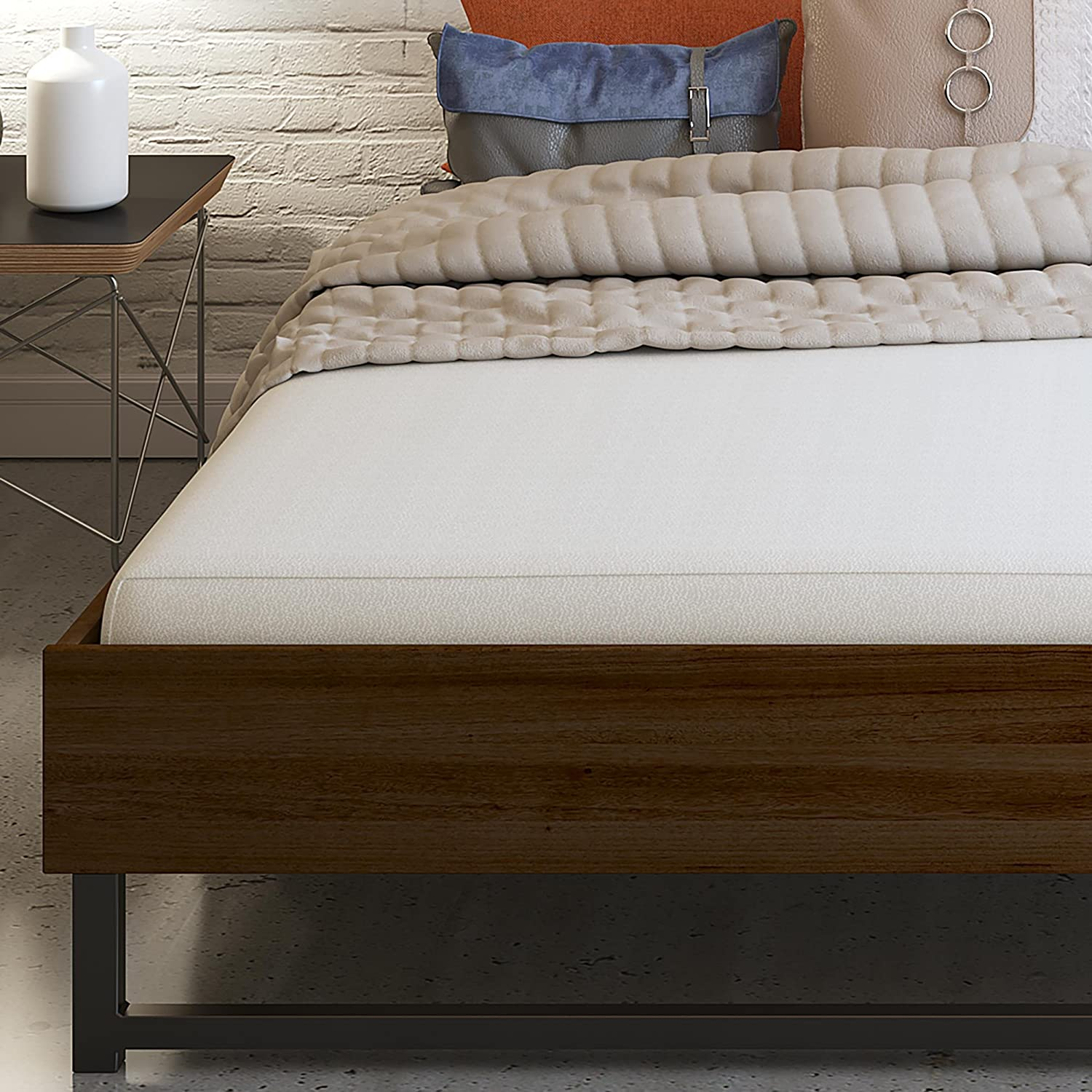 what type of mattress is best for a platform bed