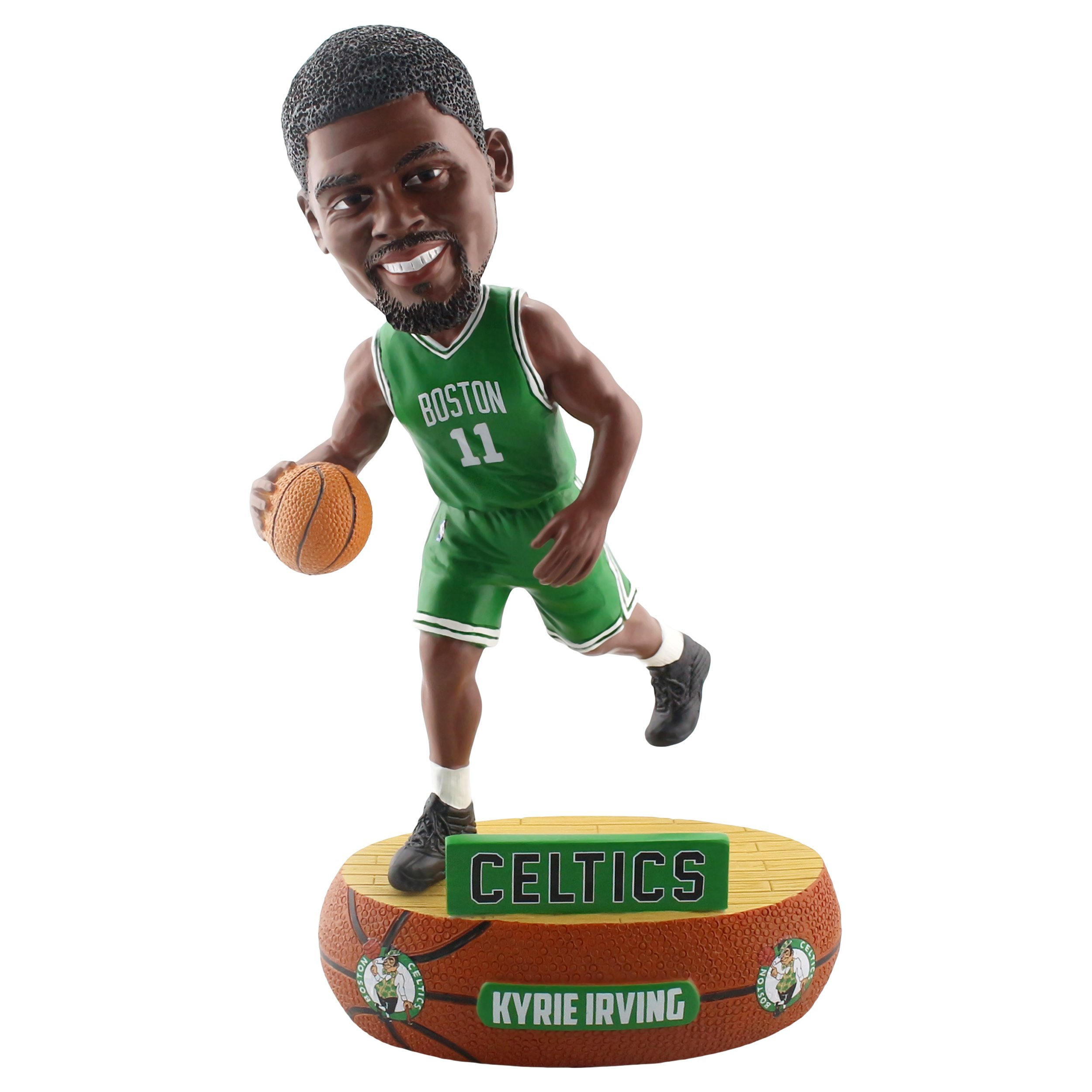 Forever Collectibles Kyrie Irving Boston Celtics Baller Special Edition Bobblehead
