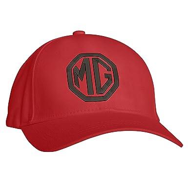 Embroidered MG Logo Baseball Cap 9695a58c5b41