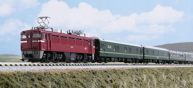 B0003KDF5Y Kato 3031 Electric Locomotive Ed79 81s261xxIFL.SL1500_