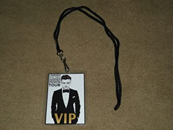 Amazon justin timberlake the legends of summer world tour vip justin timberlake the legends of summer world tour vip all access backstage meet greet package m4hsunfo