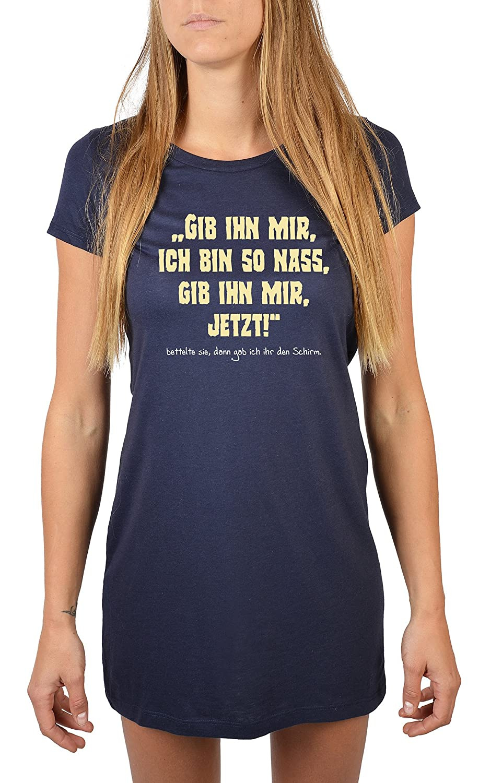 Soreso? Women's Night Shirt blue blue