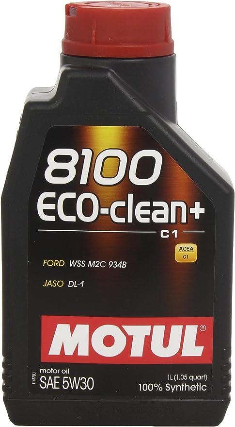 Motul 8100 Eco Clean 5w30 1liter Auto