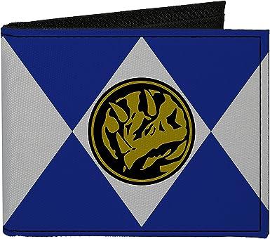 Power Rangers Buckle-Down Canvas Bifold Wallet