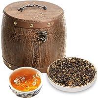 安够 原产地凤庆滇红茶 600克/桶 送木桶包装