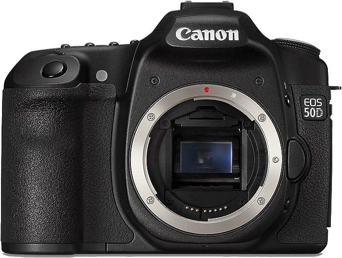 Canon Eos 50d Slr Digitalkamera Gehäuse Kamera