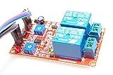SMAKN® SRD-12VDC-SL-A 2 Channel DC 12V TCRT5000