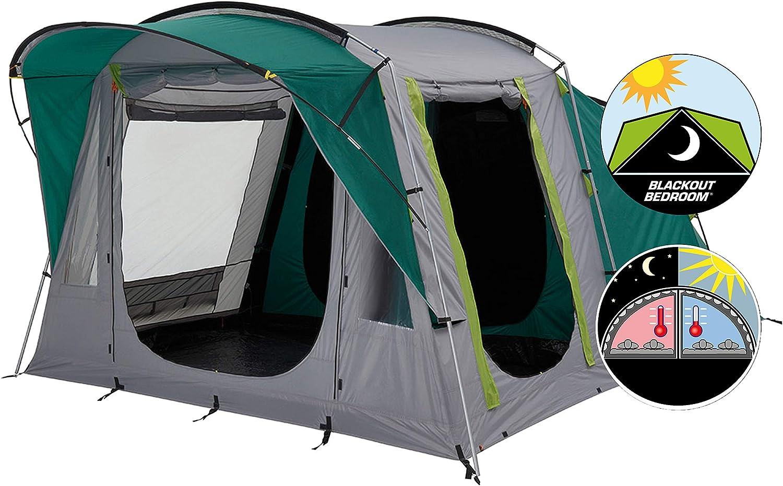 Coleman Oak Canyon 4 Person Tent - Coleman blackout tent