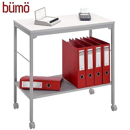 Amstyle con ruedas | Oficina con ruedas para archivadores y estantes | Multifuncional mesa con ruedas