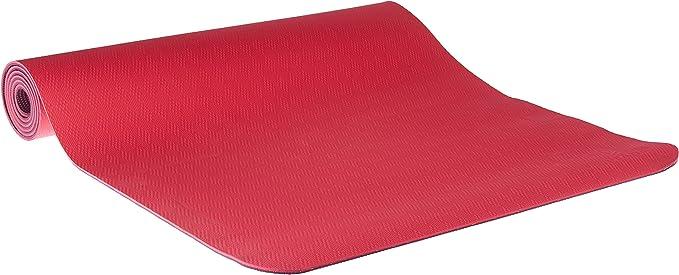 Prana Unisex E C O Yoga Mat Cosmo Pink One Size Amazon Co Uk Clothing