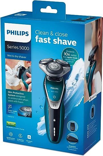Philips SHAVER Series 5000 S5650/12 - Afeitadora (Máquina de ...