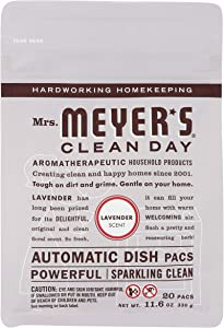 Auto Dishwash Packs in Lavender (20 Pack)