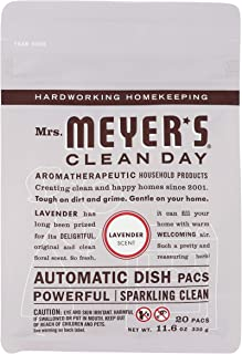 product image for Auto Dishwash Packs in Lavender 11.6 Ounce (Pack of 20)