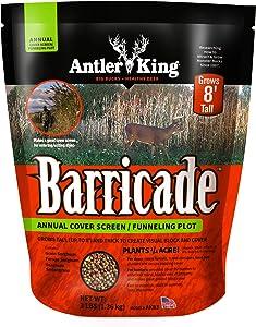 Antler King Barricade Cover Screen Food Plot