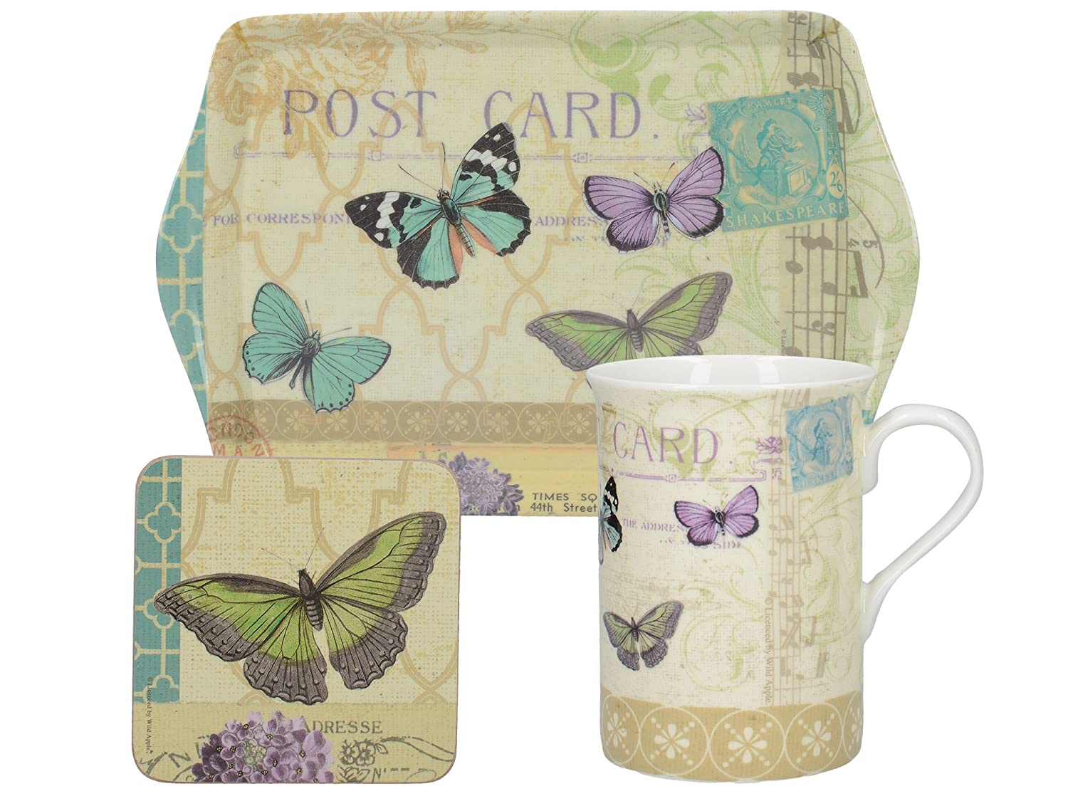 """Creative Tops """"Chez Colette"""" Time for Tea Gift Set 5140448"""