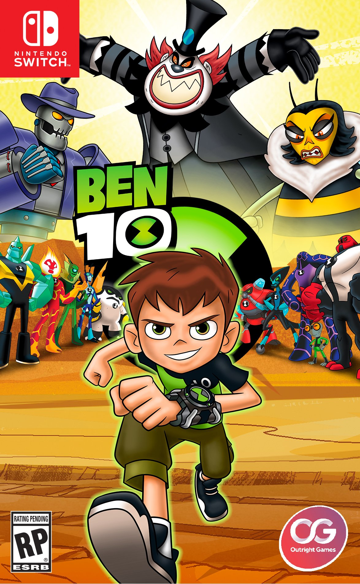 ben 10 outright games torus games coming to switch ps4 xbo at retail in q4 2017 neogaf. Black Bedroom Furniture Sets. Home Design Ideas