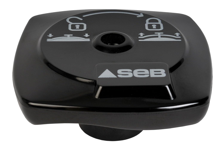Seb 790071 Bouton de Serrage Noir Authentique joint cocotte minute seb 8l