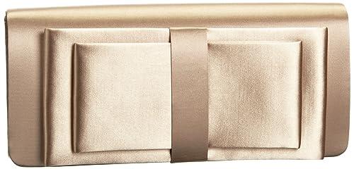 7f44c1ba56 MENBUR Wedding Baby 83107, Pochette donna, 25x12x7 cm (L x A x P), Beige  (Beige (Stone 87)), 25x12x8 cm (L X A x P): Amazon.it: Scarpe e borse