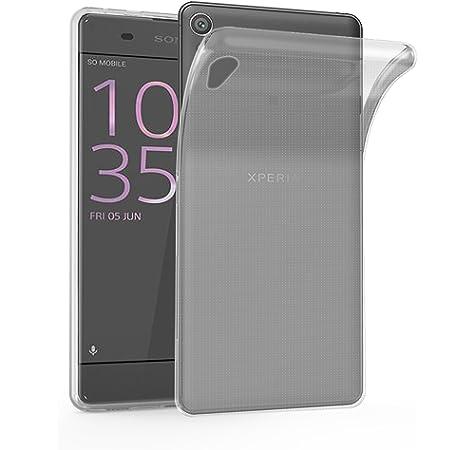 Cadorabo Funda para Sony Xperia X Performance en Transparente ...
