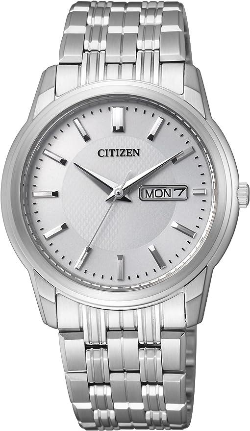 [シチズン]CITIZEN 腕時計 Citizen Collection シチズン コレクション 日本製デイ&デイトペアモデル Eco-Drive エコ・ドライブ BM9000-52A メンズ