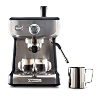 Deals on Calphalon BVCLECMP1 Temp iQ Espresso Machine with Steam Wand