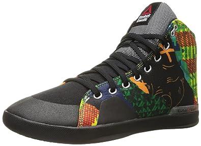 470bed5c42a Reebok Crossfit Lite Tr Mid 2.0 Gr Training Shoe  Amazon.co.uk ...