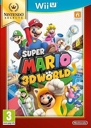 Nintendo Selects: Super Mario 3D World: Amazon.es: Videojuegos