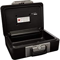 SentrySafe Fire Safe, Fire Resistant Chest, 0.25 Cubic Feet, Small, 1160
