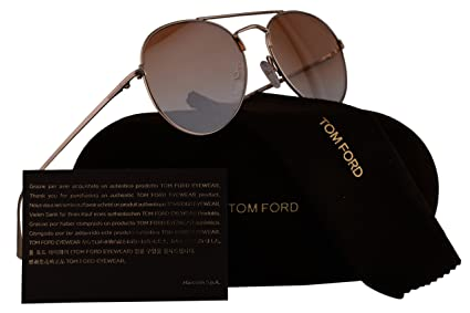 e4f93ad2538 Image Unavailable. Image not available for. Color  Tom Ford FT0551 Ace-02  Sunglasses ...
