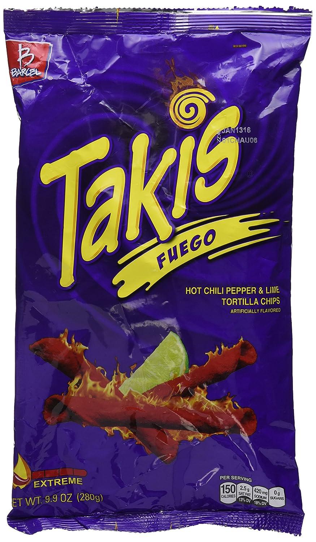 Takis purple bag