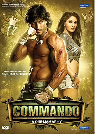 Commando - A One Man Army 3 Full Movie In Hindi Hd Free Download
