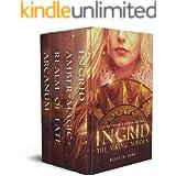 The Viking Maiden series, complete boxset: A Epic Shieldmaiden Fantasy Adventure