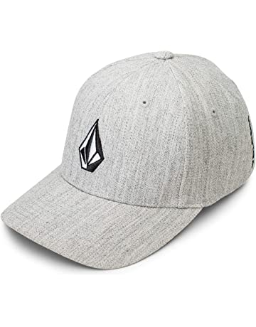 07245ffa5d7 Volcom Men s Full Stone Flexfit Stretch Hat