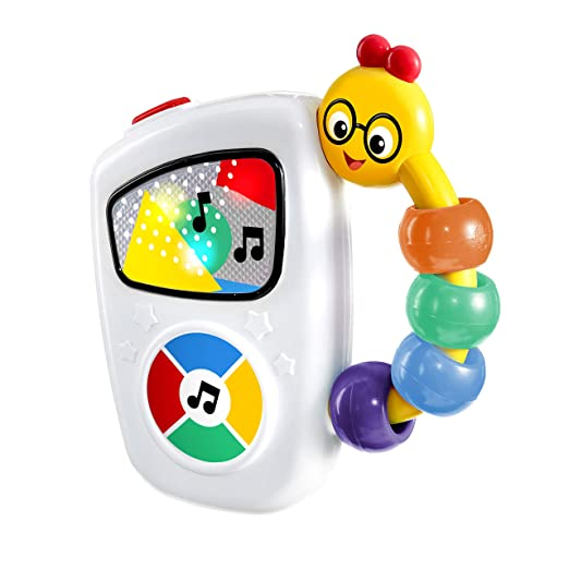 Amazon.com : Baby Einstein Take Along Tunes Musical Toy, Ages 3 months Plus : Baby Musical Toys : Baby