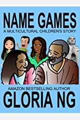 Name Games: A Multicultural Children's Story Kindle Edition