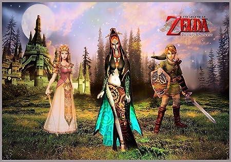 sdore The Legend Of Zelda Twilight Princess Midna comestible ...