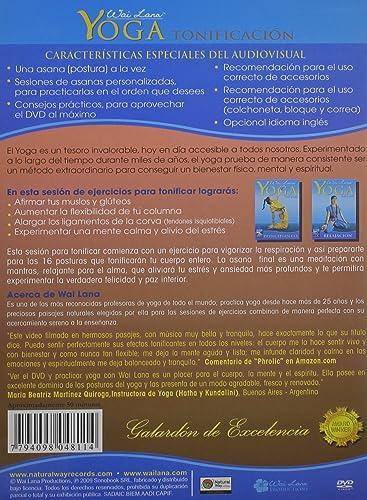 Amazon.com: Yoga Tonificacion: Wai Lana: Movies & TV